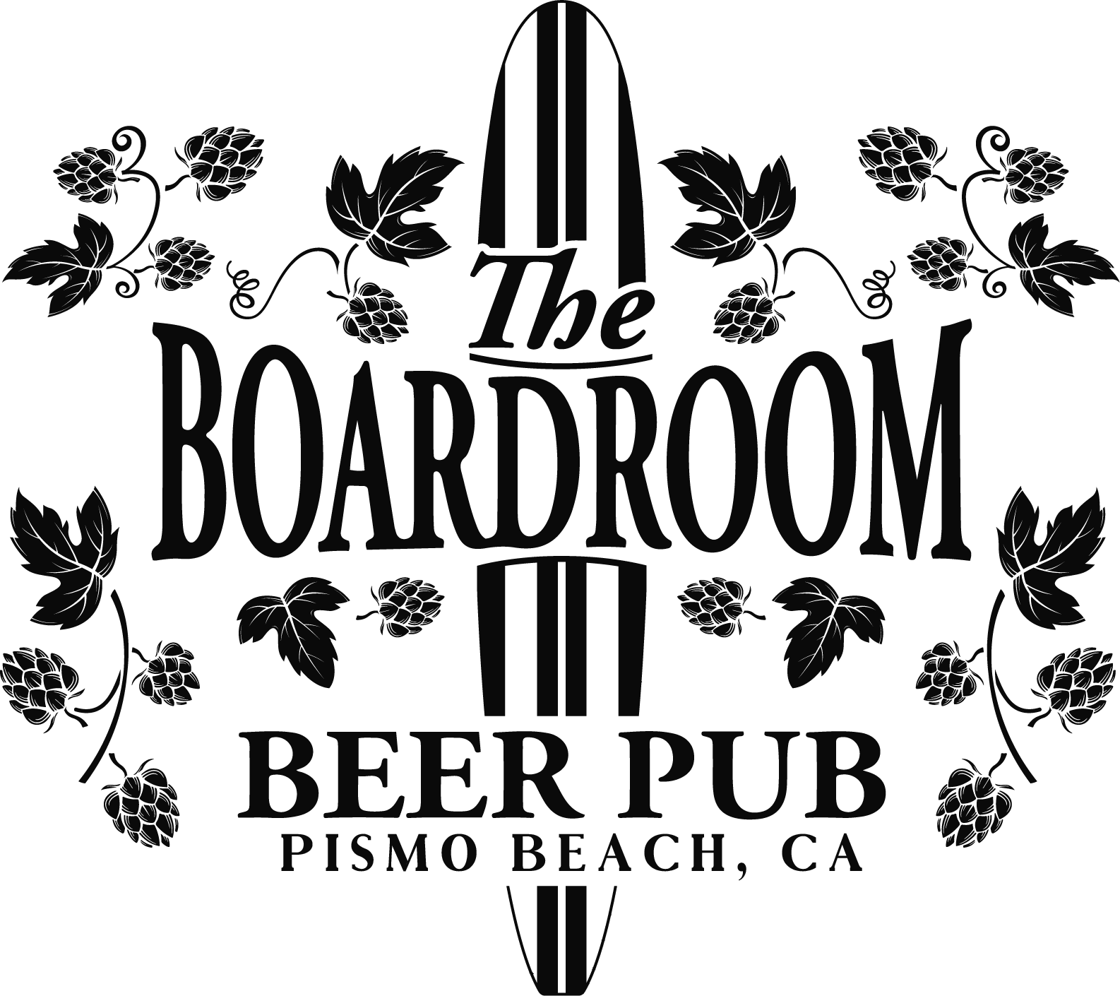Beer List The Board Room