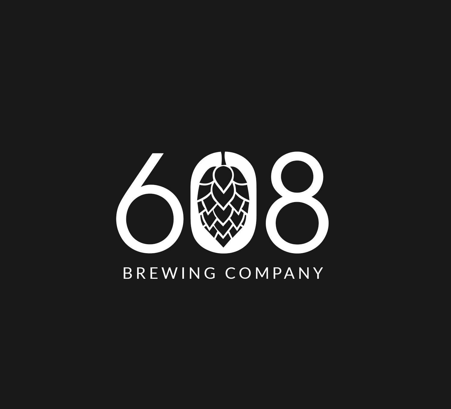 608 Brewing Company Logo