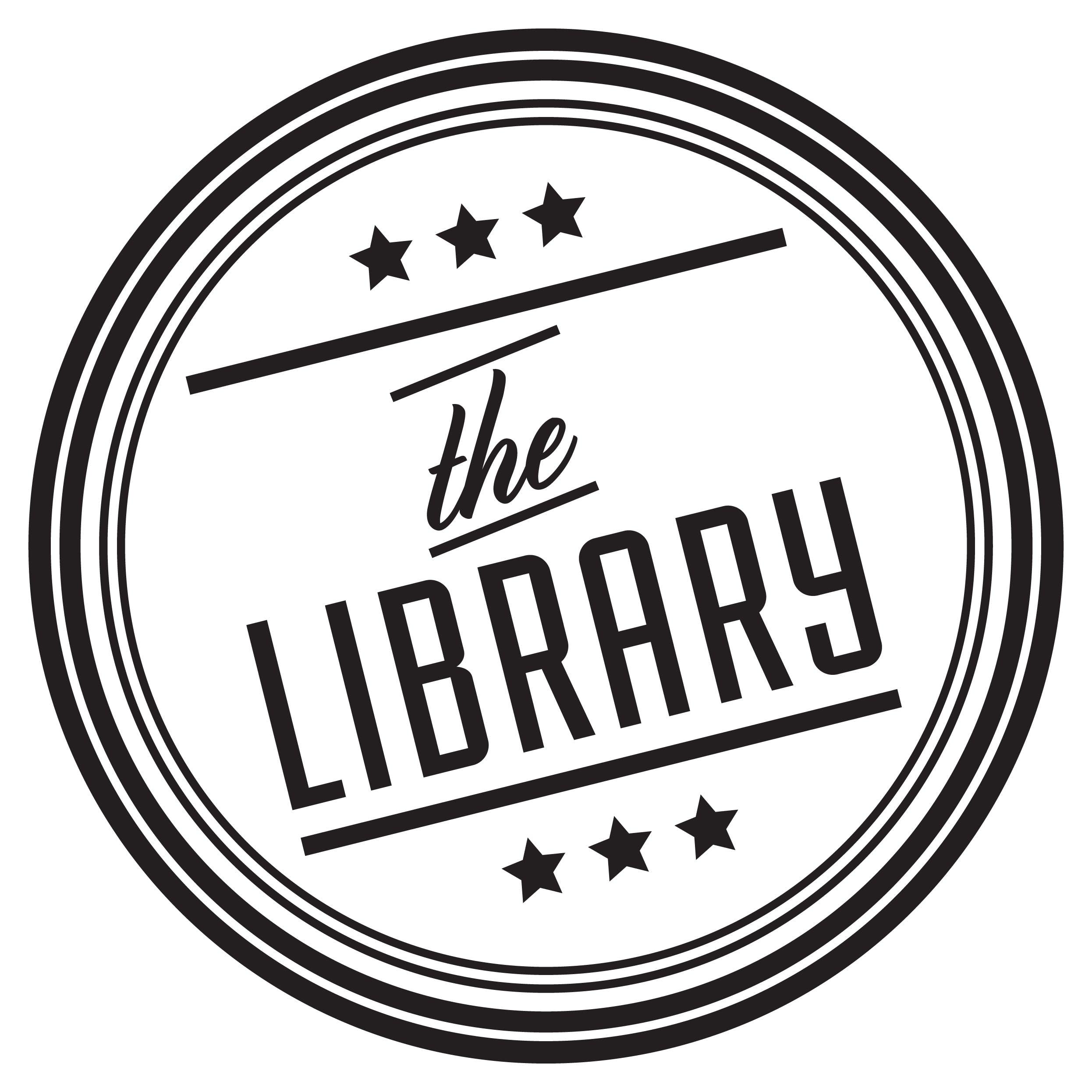 Library Leeds Logo