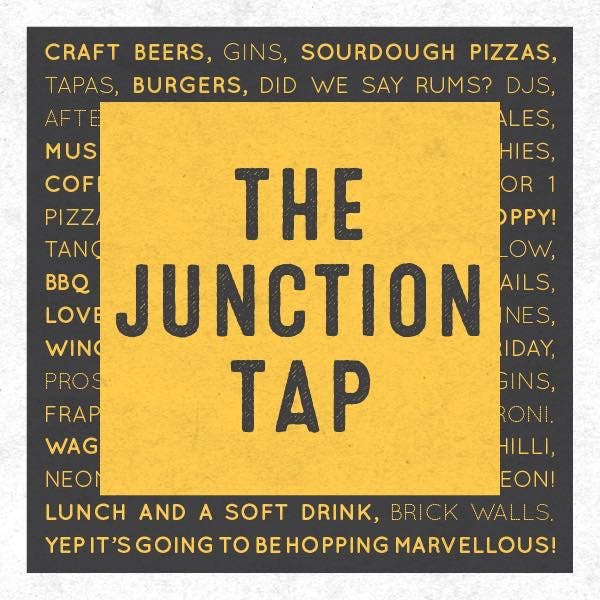 The Junction Tap Logo