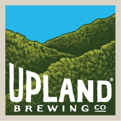 Upland Brewing Company West Side Beer Bar  Logo