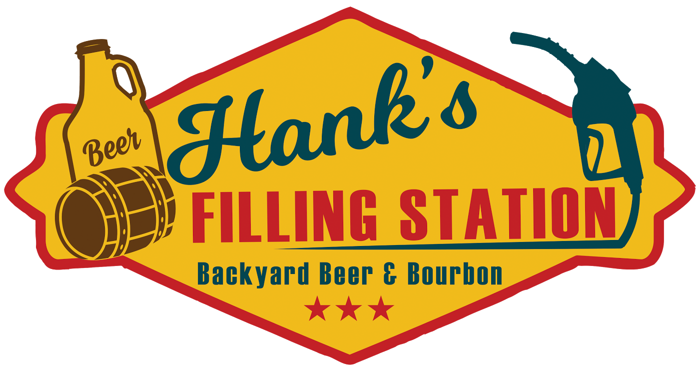 07758fba471 Hank s Filling Station Logo