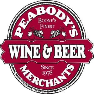 Peabody s Beer and Wine Logo b587c344d