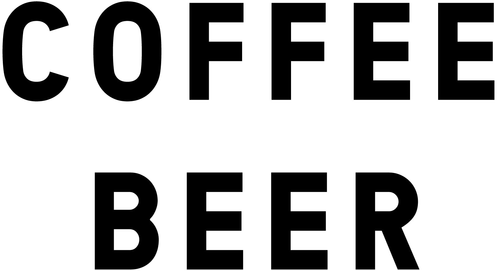 MENU – COFFEE BEER