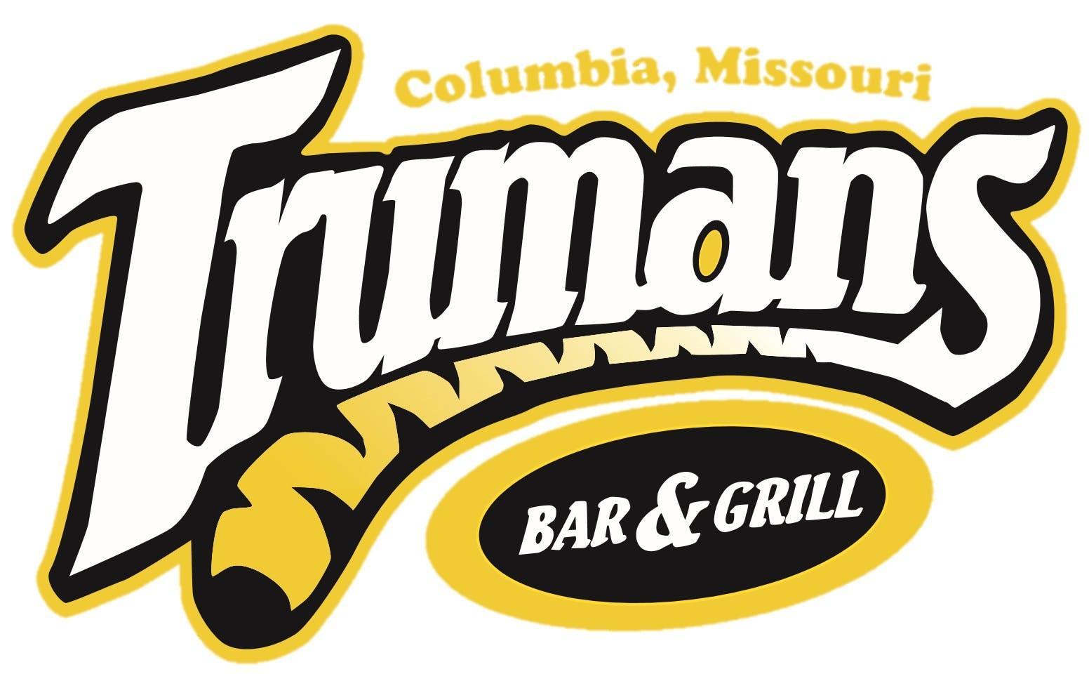 Drink Menu | Truman's Bar and Grill