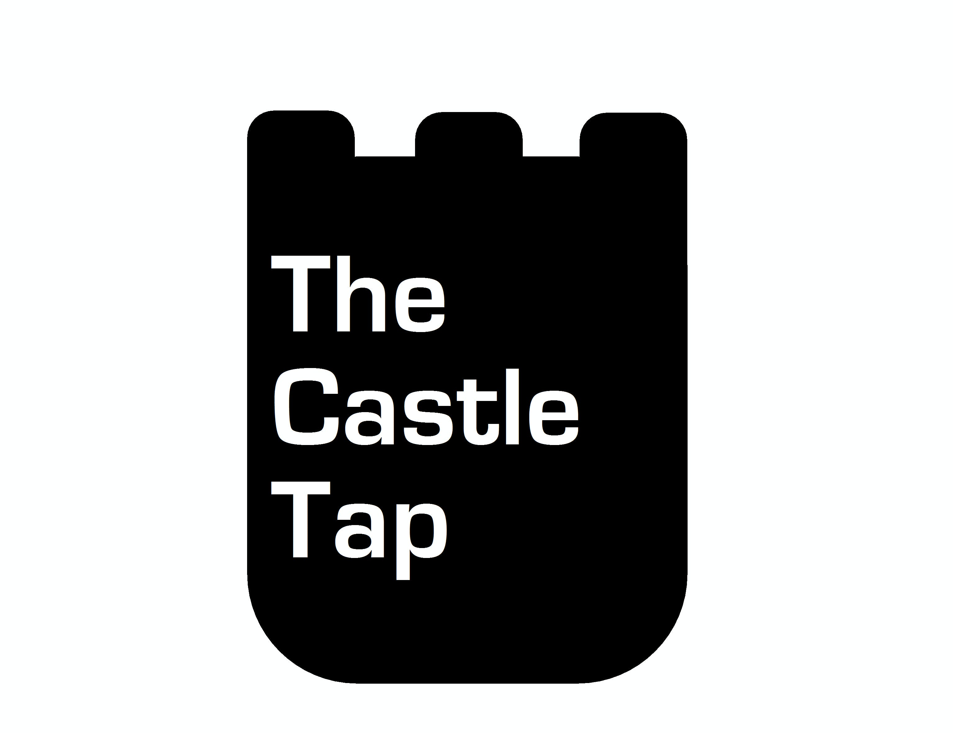 Drinks list a the castle tap the castle tap logo izmirmasajfo