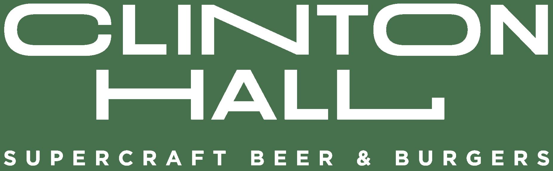 Clinton Hall WB Logo
