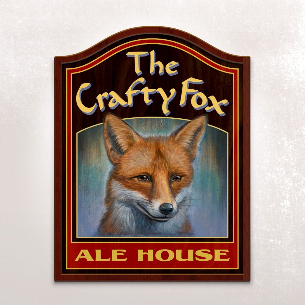 The Crafty Fox Ale House