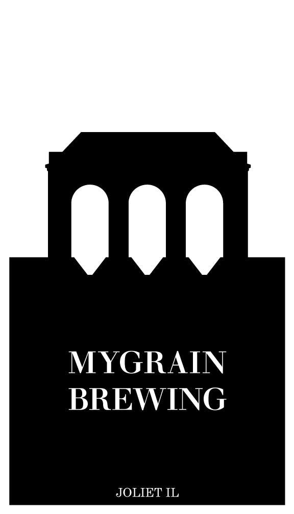 Image result for mygrain brewing logo