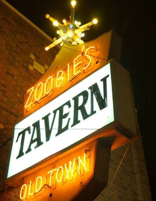 Zoobie's Old Town Tavern & Bar Lansing, MI | Food & Drink Menu