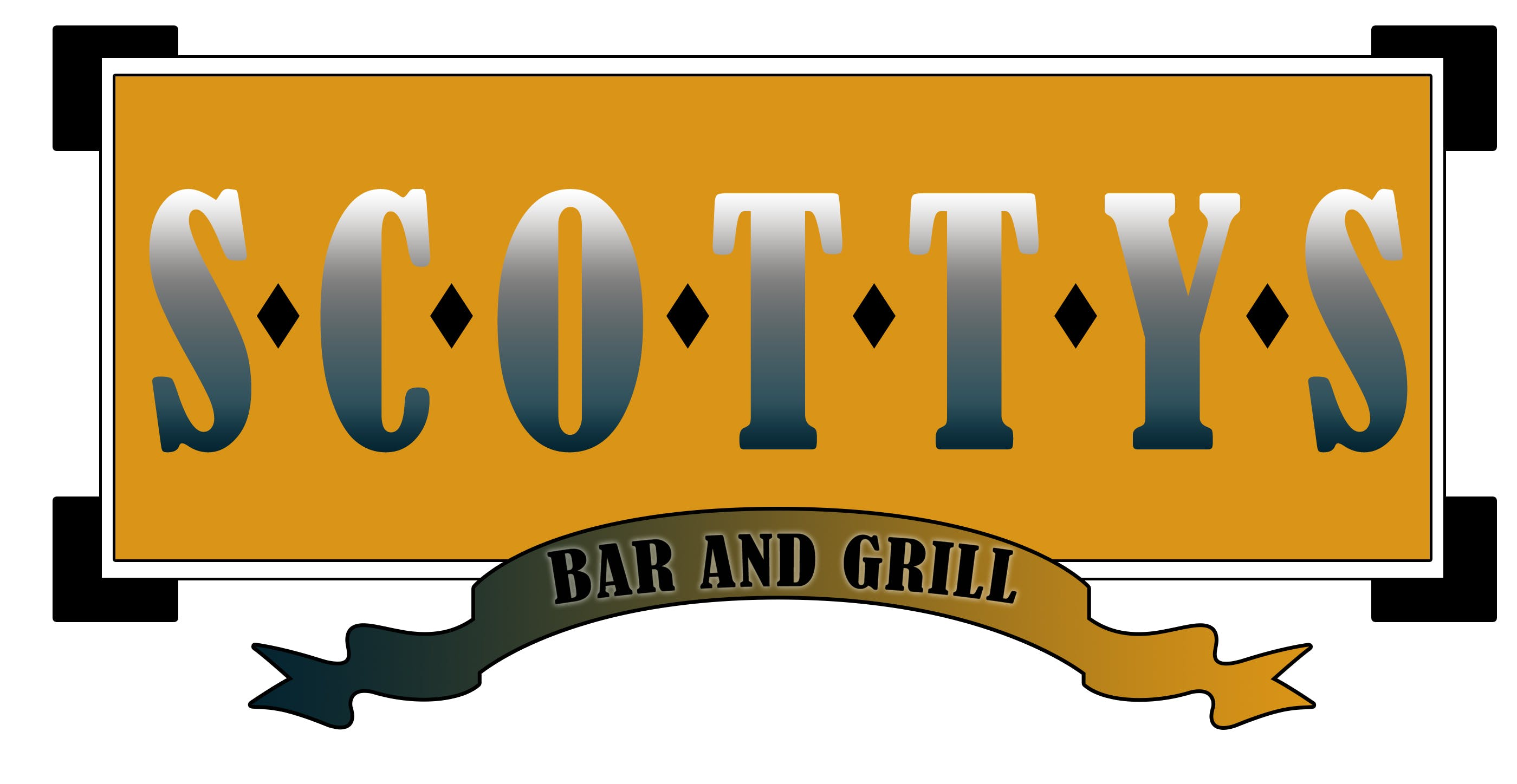 Scotty's Bar and Grill Logo