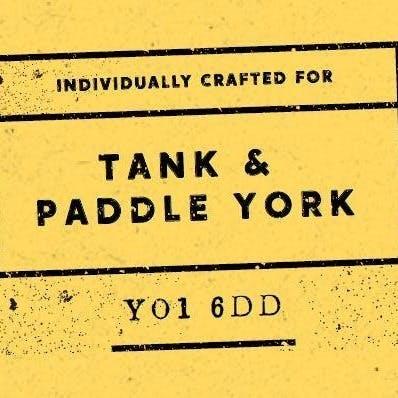 Tank & Paddle York Logo
