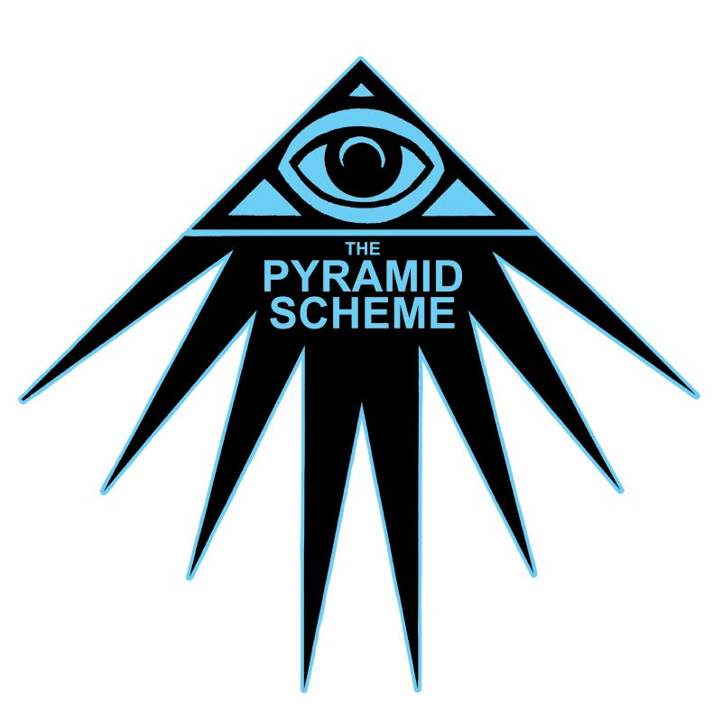 Image result for the pyramid scheme bar logo